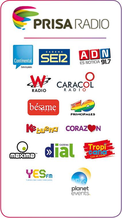 PRISA Radio | Prisa
