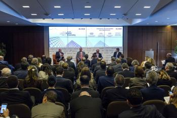 EL PAÍS and the Spain-United States Chamber of Commerce host the forum 'Latin America, the United States and Spain in the global economy'