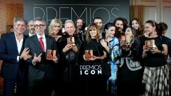 The third annual ICON award ceremony