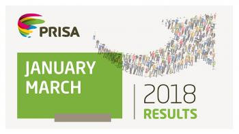 PRISA's comparable EBITDA sees 3% growth