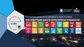 PRISA throws its weight behind the Spanish Global Compact Network's sustainable development goals campaign: #apoyamoslosODS