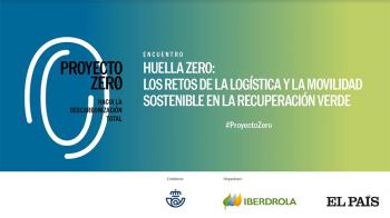 EL PAÍS hosts debate on the green recovery and the challenge of sustaintable logistics, transports and mobility